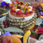 Brie Kind Charcuterie Chapel Hill NC - Edible Flowers and Jams (