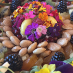 Brie Kind Charcuterie Chapel Hill NC - Edible Flowers and Jams ( (3)