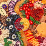 Brie Kind Charcuterie Chapel Hill NC - Edible Flowers and Jams ( (4)