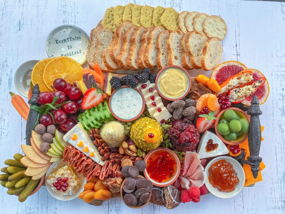 Brie Kind Charcuterie Chapel Hill NC - Large Classic Board