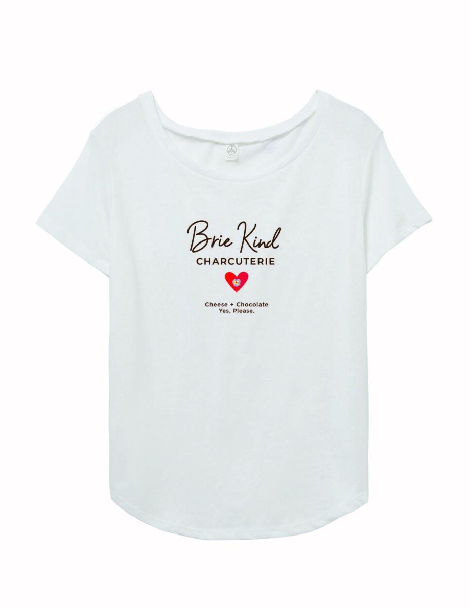 Brie Kind Charcuterie T-Shirt 02