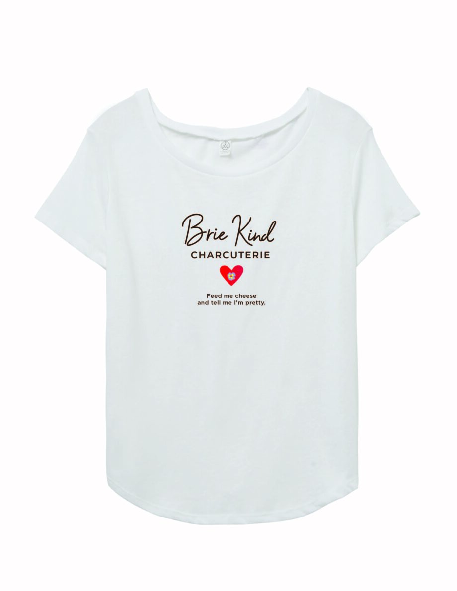 Brie Kind Charcuterie T-Shirt 05