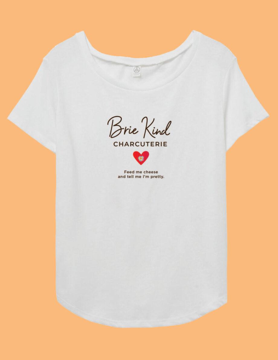 Brie Kind Charcuterie T-Shirt