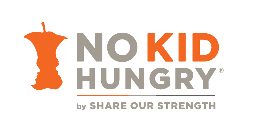 Brie Kind Supports No Kid Hungry by Share Our Strength