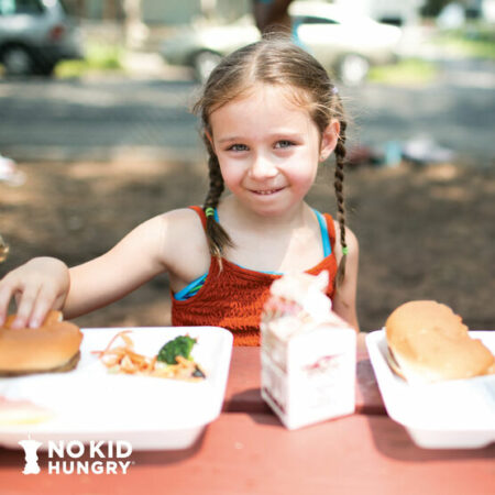 Brie Kind Charcuterie | No Kid Hungry Donation