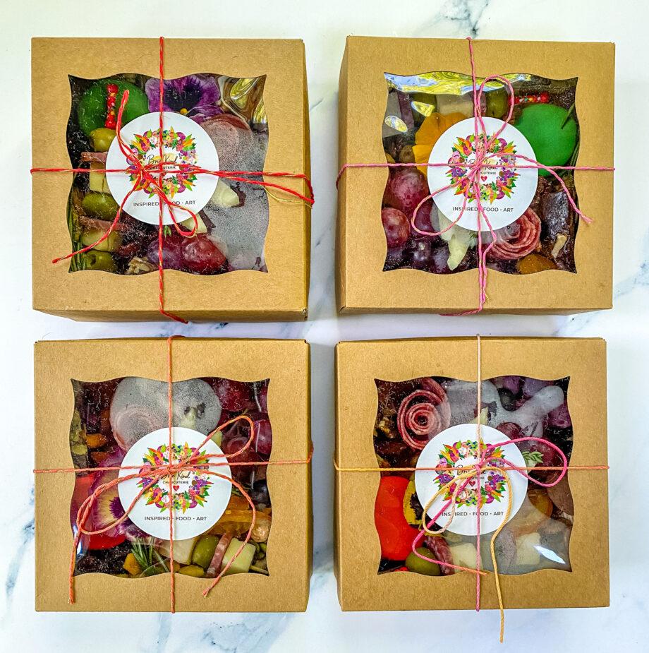 Brie Kind Charcuterie Chapel Hill NC - Mini Charcuterie Boxes