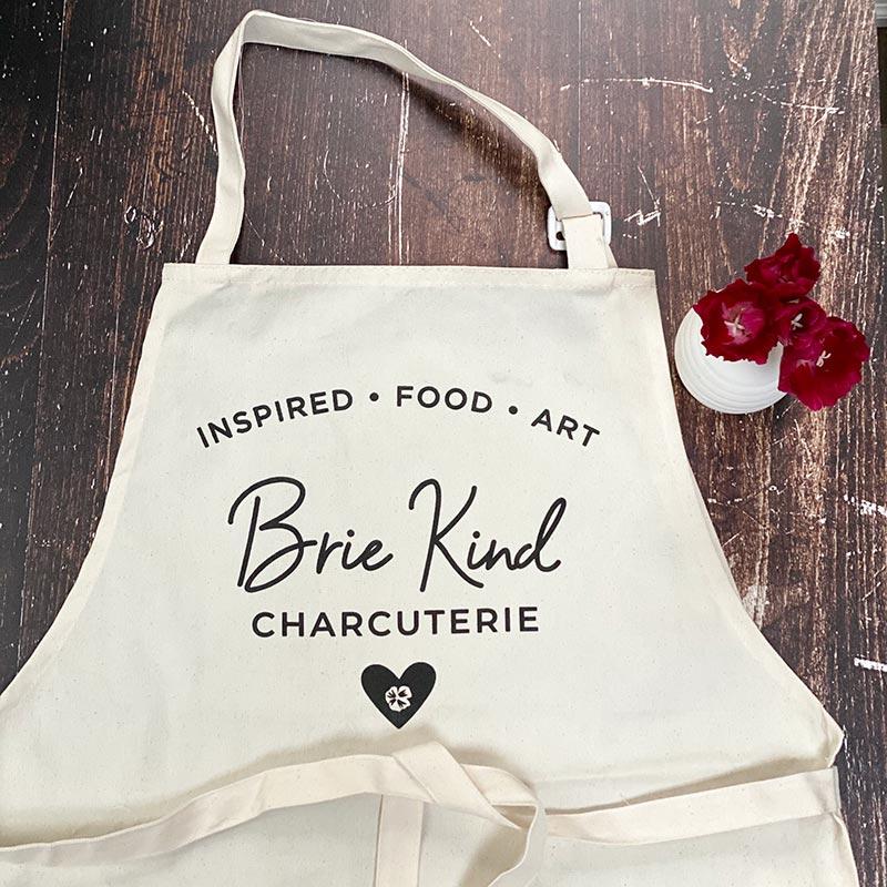 Brie Kind Charcuterie   Apron
