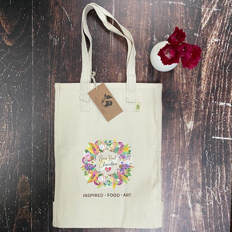 Brie Kind Charcuterie | Tote Bag