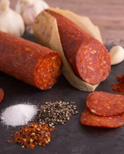 Brie Kind FAQ Pepperoni Meat