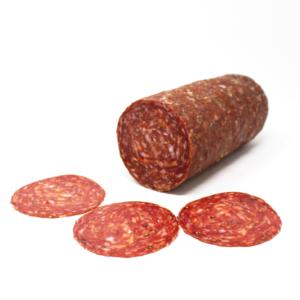 Brie Kind FAQ Salami Calabrese Meat